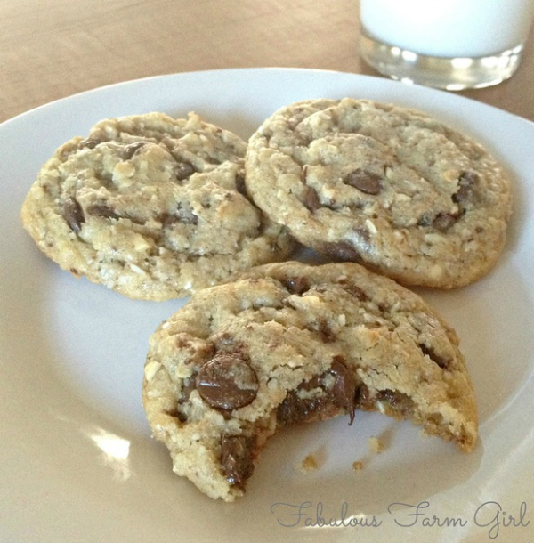 This blogger used to own a cookie company. Here are the recipes to her top 3 sellers