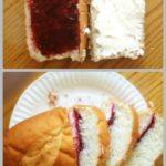 Raspberry Cream Cheese French Toast