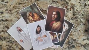 DIY Christ centered ornaments