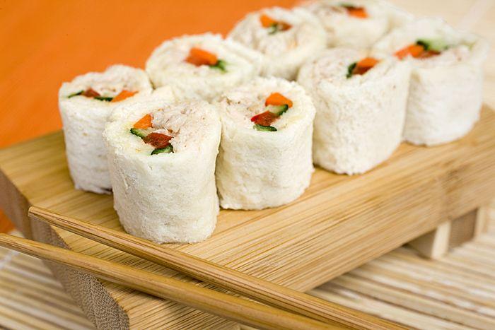 Sushi SandwichbyBabble