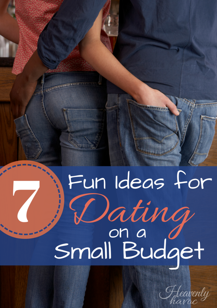 Definitely need to use these to get out of our dating rut! Dating on a small budget ROCKS!