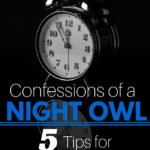Night Owl vs. Early Bird (Part 1)