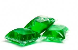 laundry detergent capsules