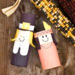 DIY Thanksgiving Craft + Printable