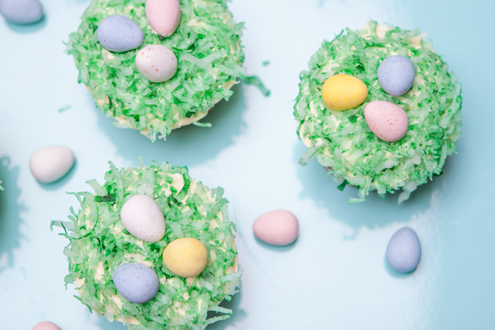 Fun and festive Easter Cupcakes