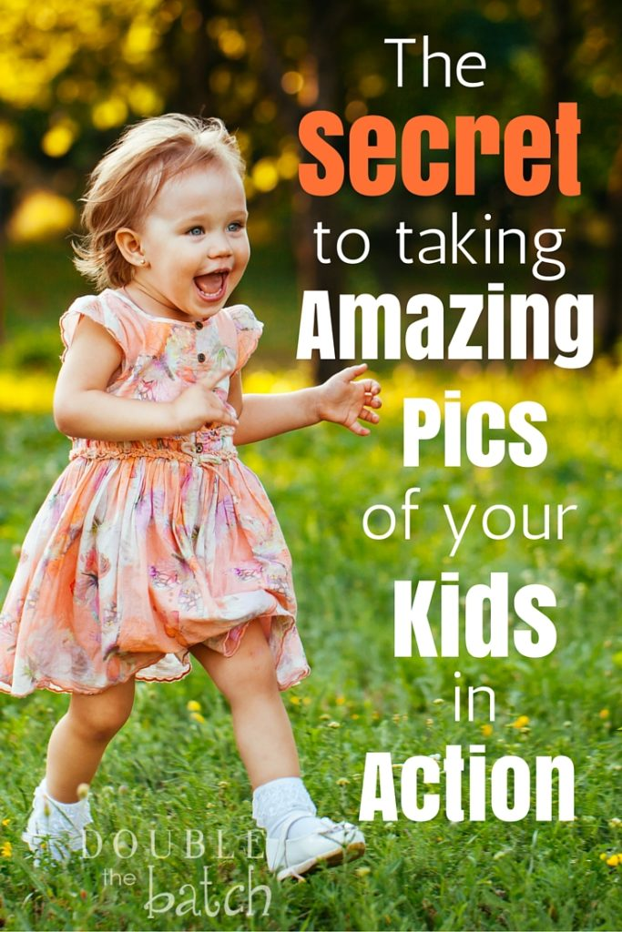 You don't have to have a collection of blurry pics with bad lighting to remember your kids by. Learning this secret makes all the difference. You can take professional looking pics that you will cherish forever, and it is not as difficult as you might think. #sponsored