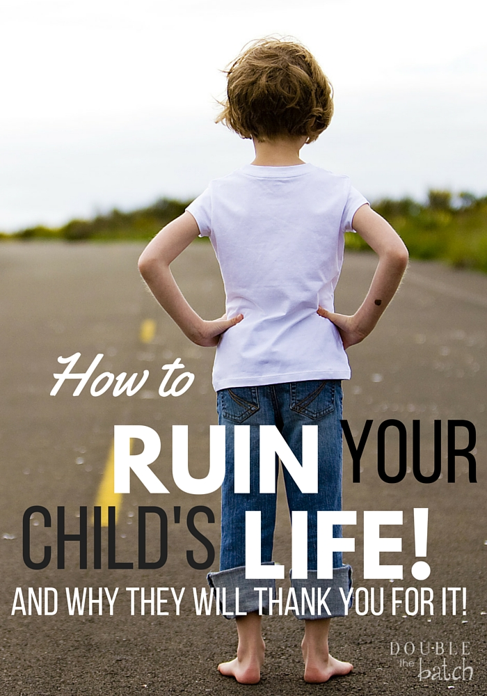 Feeling like a mean mom today? This one tip completely changed the way I feel about parenting my kids!
