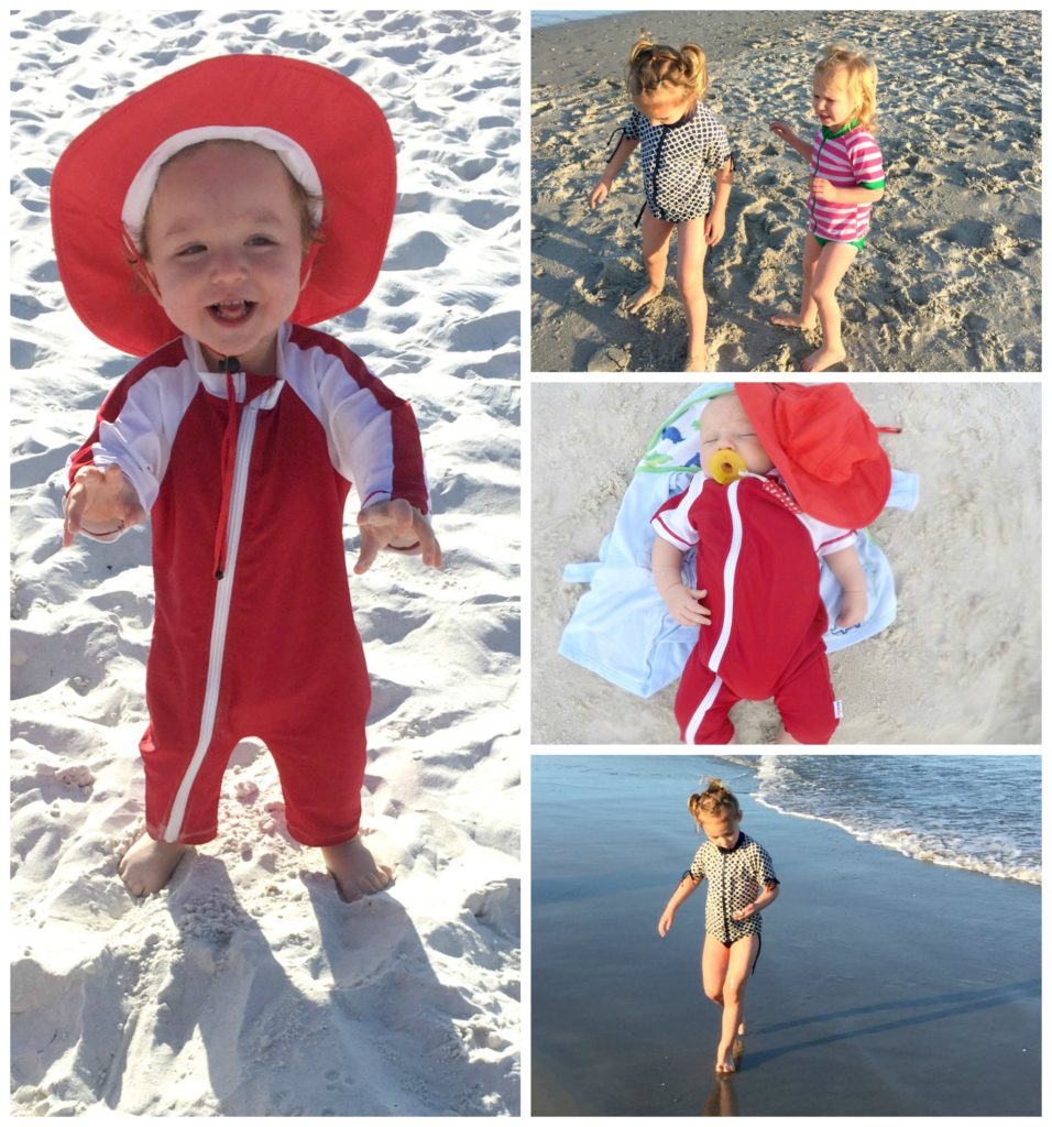 Beach Tips for Babies and Toddlers