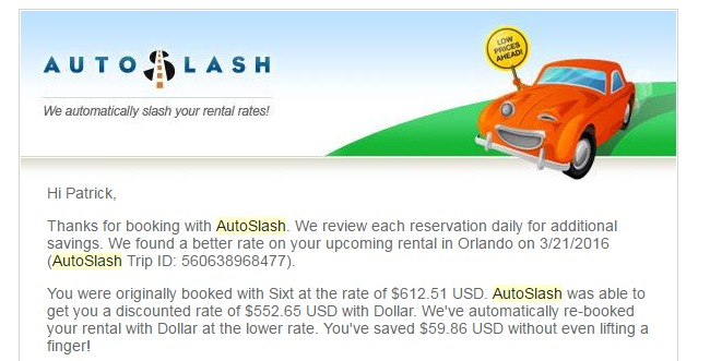 Best kept secret to getting a cheap rental car