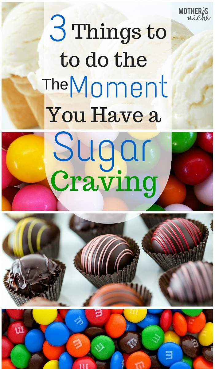 How to Stop Eating Sugar So Much: 3 Things to Try When you have a Sugar Craving