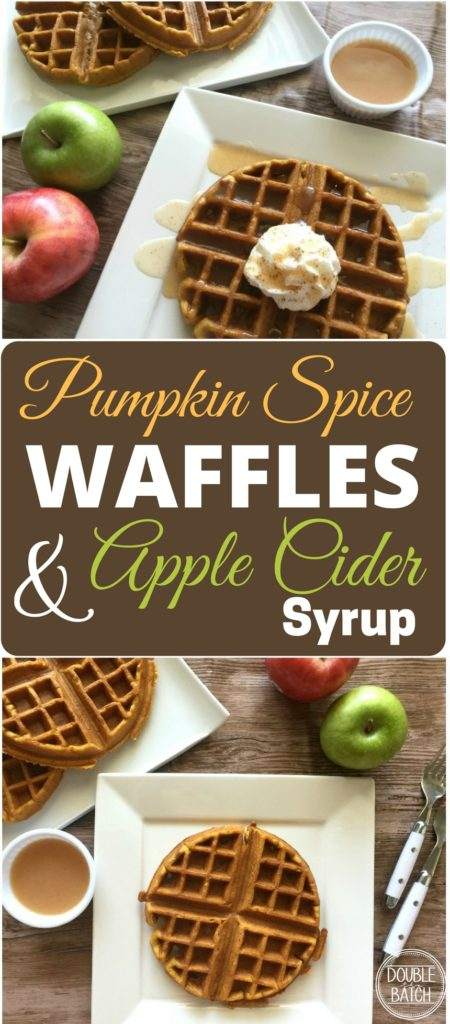 I've seriously been DREAMING about this recipe for the last several months. It is SO DANG GOOD!! And the apple cider syrup is to DIE for.