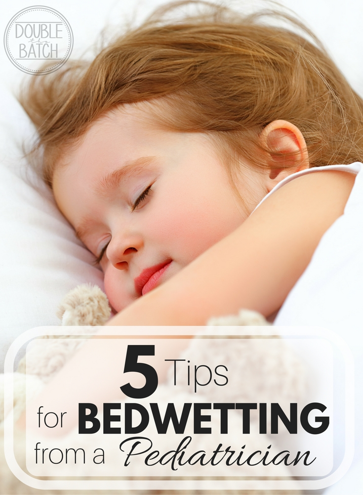 Great tips to help your child with bedwetting from a pediatrician of 35 years! #RestEasyTonight @GoodNites