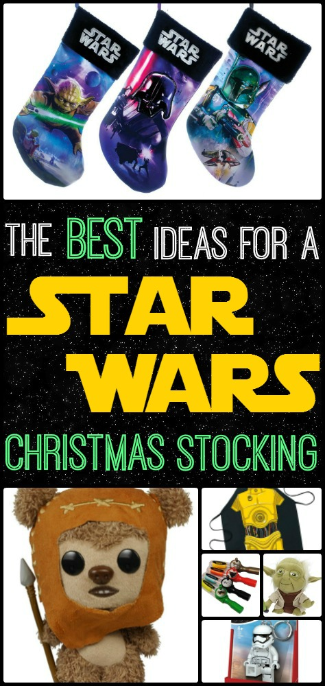 Star Wars Themed Christmas Stocking