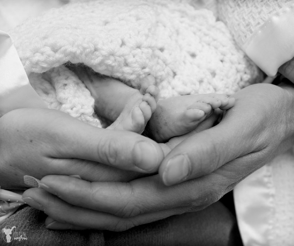 How To Find Peace Following a Stillborn