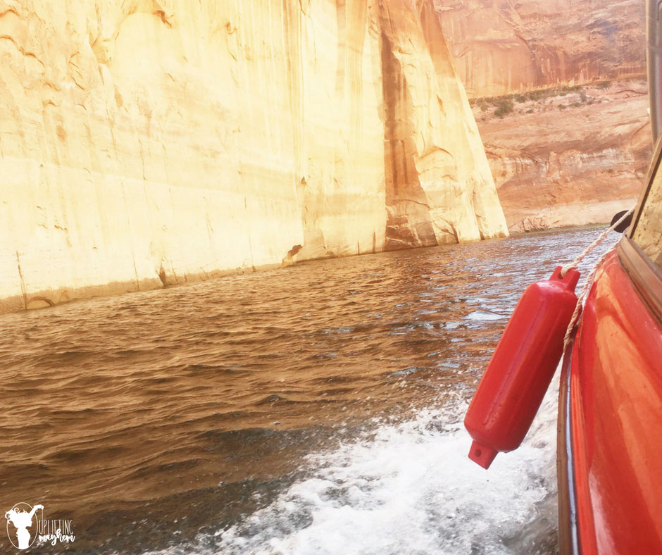 Tips and Tricks for Camping at Lake Powell
