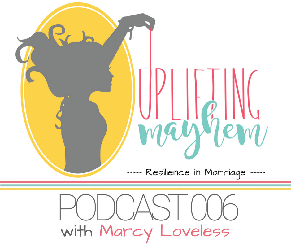 Podcast #6 – Resilience in Marriage