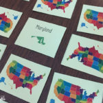 States and Capitals Matching Game
