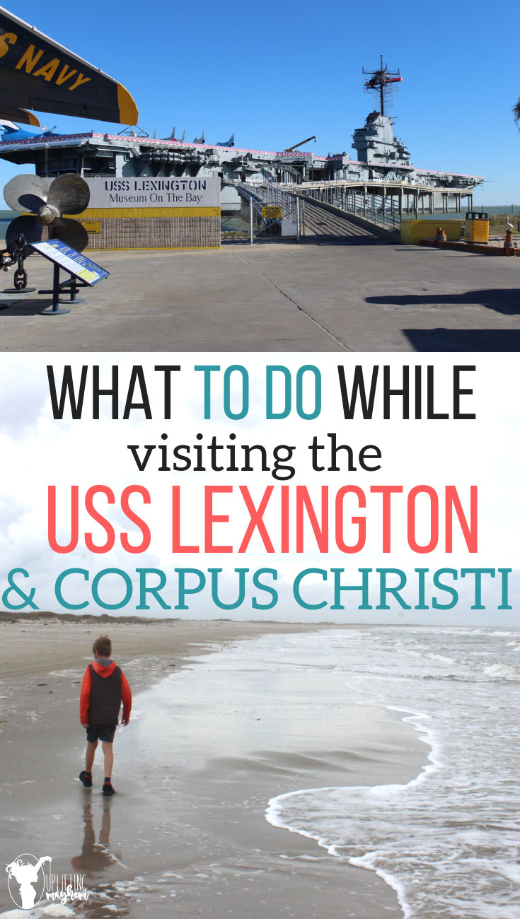 Find out all the great things to do in Corpus Christi! USS Lexington in Corpus Christ was my favorite! The beaches are beautiful and endless! A must see!