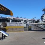 USS Lexington & Corpus Christi